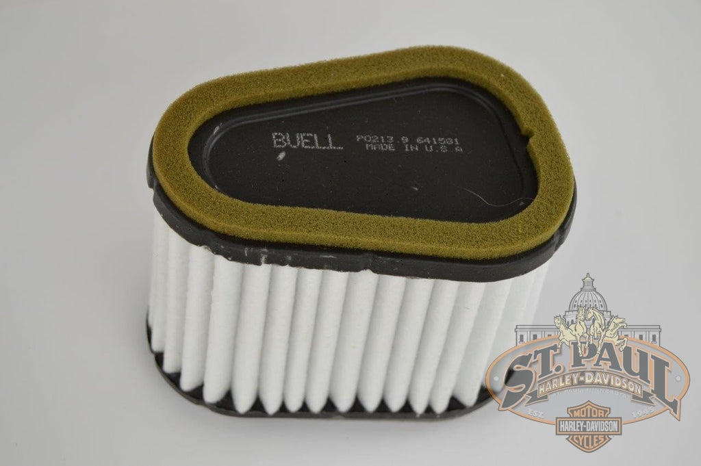 P0213 9 Genuine Buell Oem Air Filter Element 96 02 Tube Frame Models U10E Engine