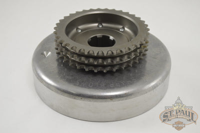 30018-08 Genuine Buell Rotor & Sprocket Assembly 2008-2010 Xb9Sx (L11E) Primary