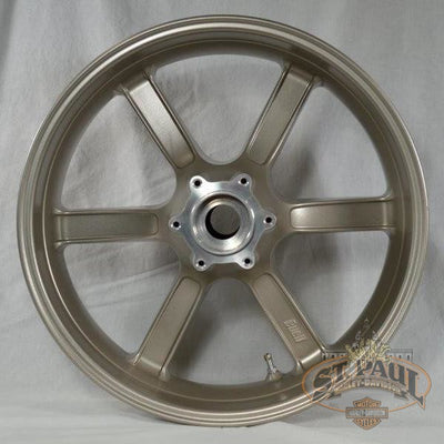 G1309 1Akybq Genuine Buell Rear Magnesium Tone Wheel Kit Fits All Xbs 1125S Models U6A Wheels