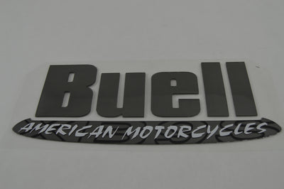 M0725.1AD Genuine Buell Fuel Tank / Air Box Cover Decal Sold as Pair (L18A)