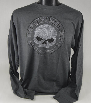 St. Paul Harley-Davidson Long Sleeve T-Shirt, Men's