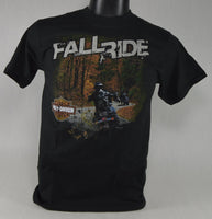 "St. Paul Harley-Davidson Short Sleeve T-Shirt, Men's ""Fall Ride"""