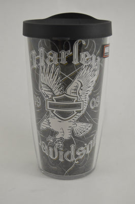 Harley-Davidson Tervis 16oz Tumbler With Lid