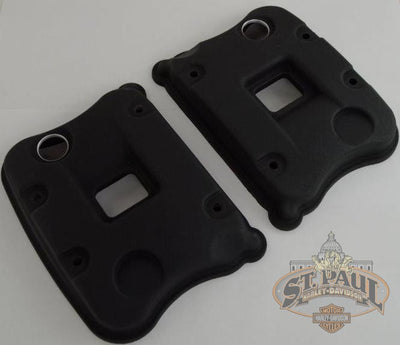 Buell Black Top Rocker Box Cover Set