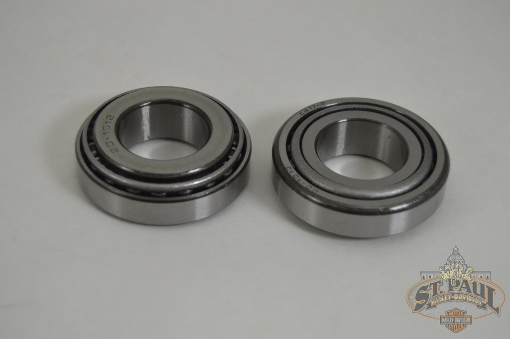 49-9583 Quad Boss Steering Head/swingarm Bearings 1995-2002 Tube Frame Models (L2D6)