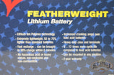 490-2525 Wps Fire Power Featherweight Battery For Most Tube Frame Models (L2B7)