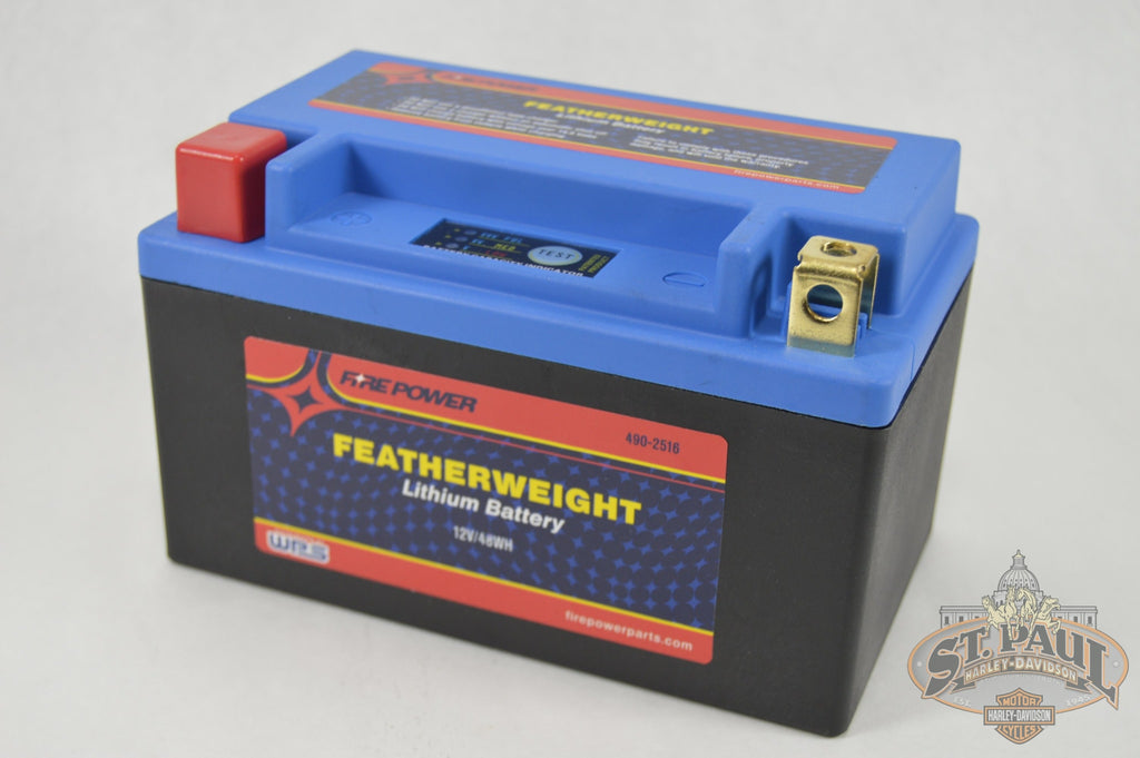 490-2516 Wps Fire Power Featherweight Battery For Xb P3 & S1 Models (L2B7)