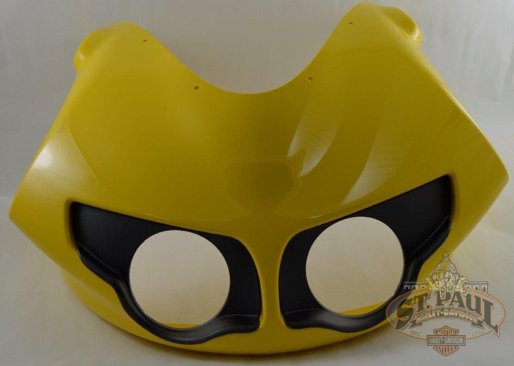 M1646 4Aamal Genuine Buell Front Fairing In Sunfire Yellow Xb12R Xb9R U8C Body