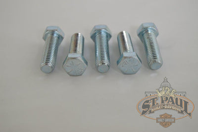 Aa0712 1Cz X10 Genuine Buell Drive Pulley Bolts 95 99 S1 X1 S3 M2 S2 U2M Chassis