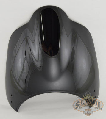 M1600 6A7Mw New Genuine Buell Midnight Black Windscreen 2000 2010 Blast Models U6B Body