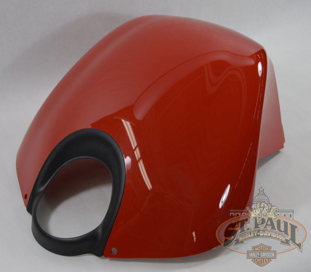 M1224 1Aambk Genuine Buell Air Box Cover In Racing Red Xb12Rs Xb9Rs 1125R 1125Cr U7A Body