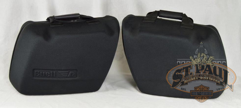 C0799 M C0800 Genuine Buell Saddlebag Liner Set For Deep Bags 1999 2002 S3T U8C Chassis