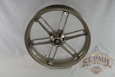 G0110 1Akaybq Geuine Buell Front Magnesuim Tone Wheel All Xbs 1125S U6A Wheels