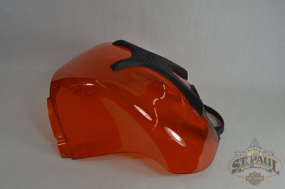 M1223.1B4Mch Genuine Airbox Cover In Valencia Orange All Xb & 1125 Models Body