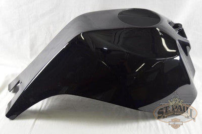 P1109 4A7Mw Genuine Buell Fuel Tank Cover In Midnight Black Blast P3 U7B Body
