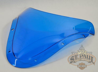 M0600 02A8Mbx Genuine Buell Translucent Blue Windscreen For Xb12R Xb9R U6A Body