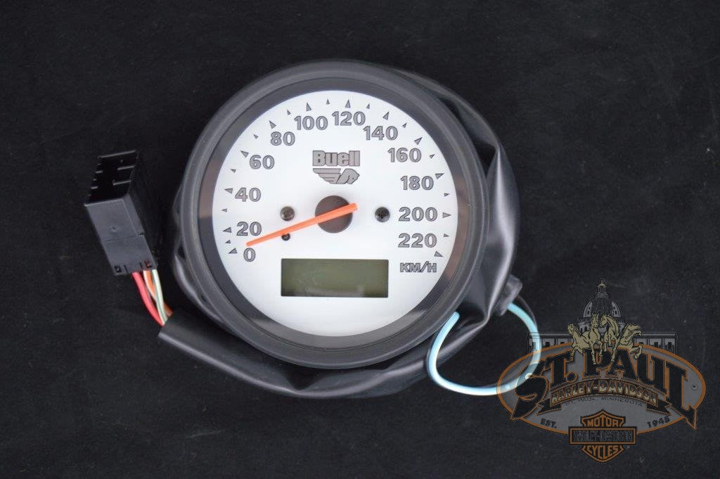 Y0500 Kkma Genuine Buell Kph Speedometer 99 02 M2 S3 X1 Models U10F Electrical