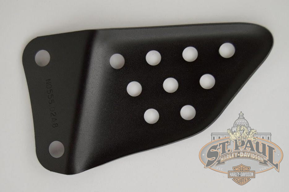 N0554 02A8Zt N0555 Genuine Buell Left Right Heel Guards L19B Chassis