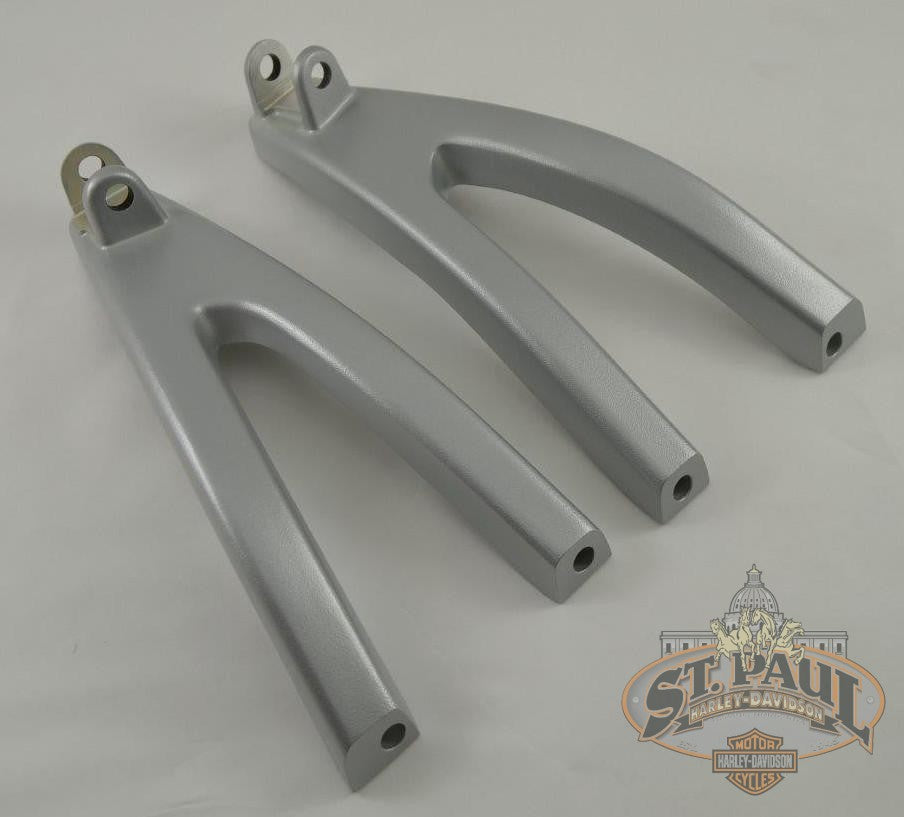 N0095 02A8 Genuine Buell Passanger Footpeg Mounting Bracket Set For All Xb Models U10A Chassis