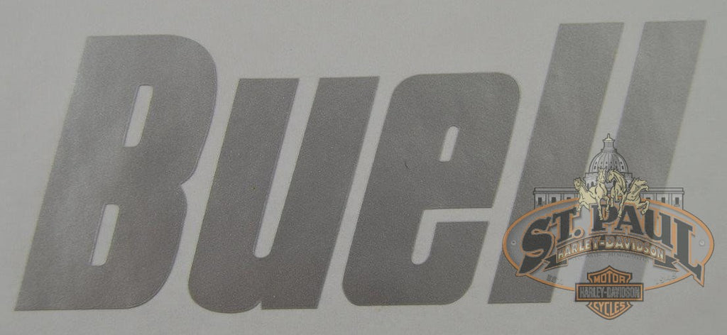 M0742 M Genuine Buell S3 Front Fairing Decal L19D Emblem