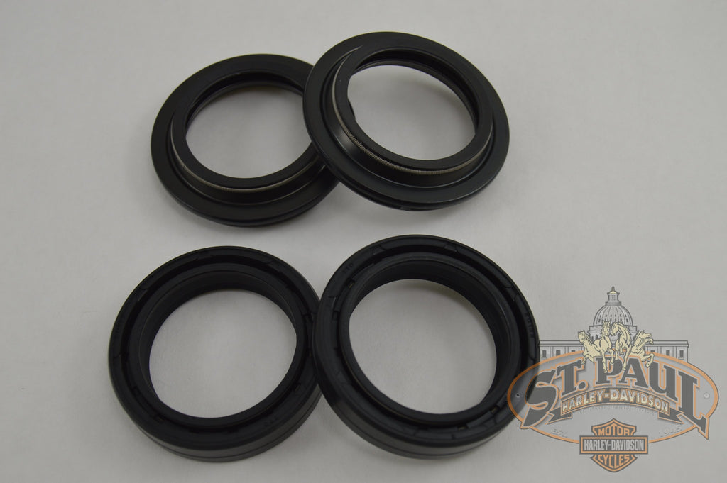 41 7124 All Balls Fork Seal Kit For 2000 2010 Blast P3 Models Suspension