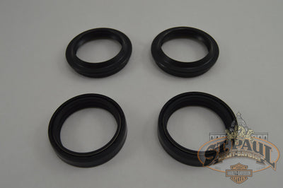 41 7109 All Balls Fork Seal Kit For 1997 2002 M2 Models Suspension