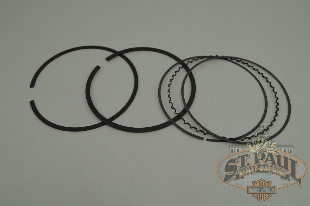 V0050 1Ama Genuine Buell 1125R 1125Cr Piston Ring Set U10C Engine