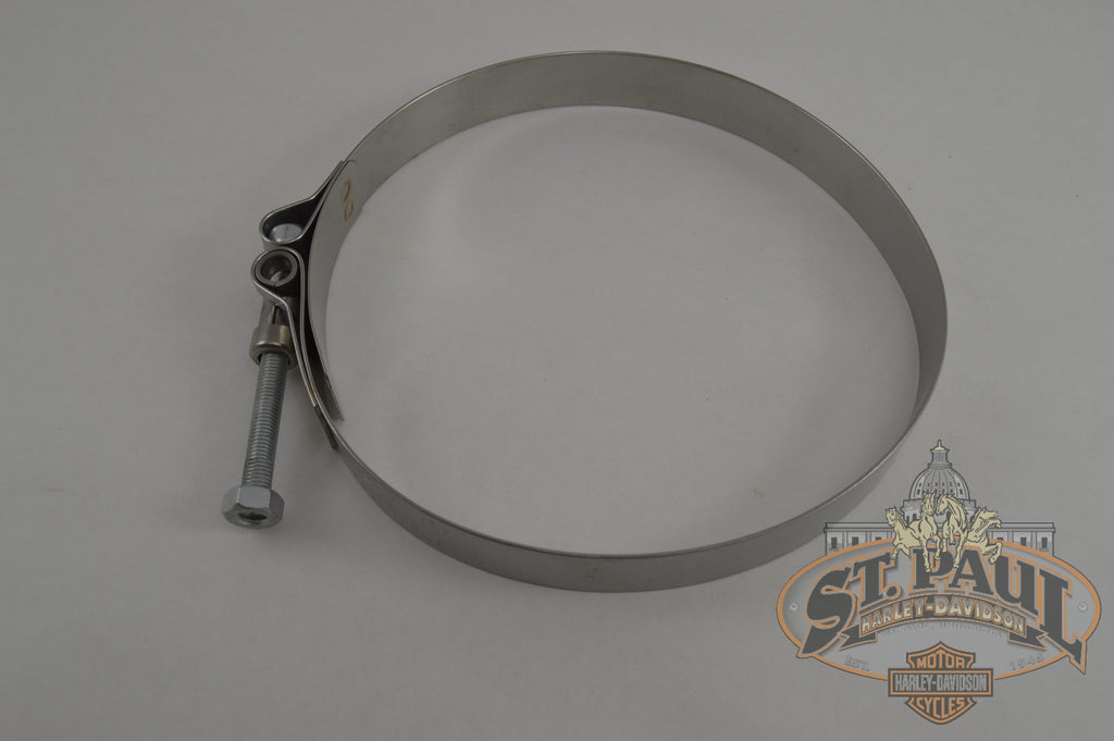 S1116 02A8 Genuine Buell Front Muffler Strap B3P Exhaust