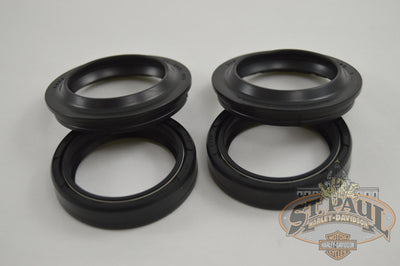 41 7180 All Balls Fork Seal Kit For 2003 2004 Xb 1999 2002 X1 S3 Suspension