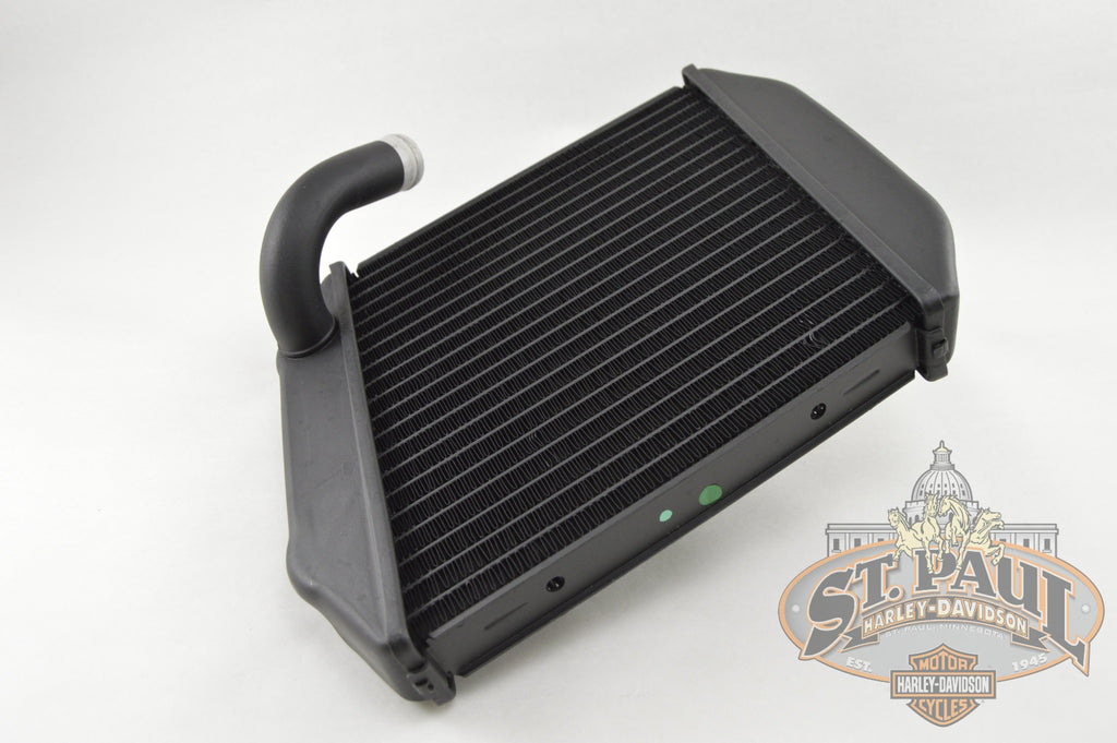 Q0022 1Ama Genuine Buell 1125R 112C5R Left Side Radiator U5C Chassis
