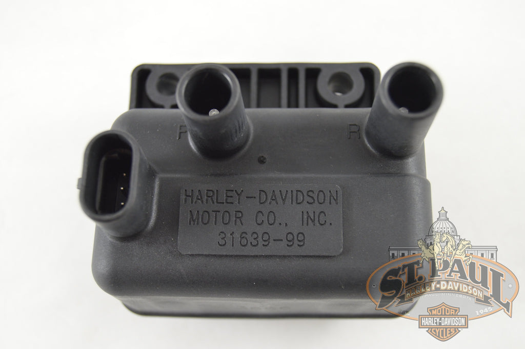 31639 99 Genuine Buell Dual Spark Coil 1999 2002 S3 X1 Models Electrical