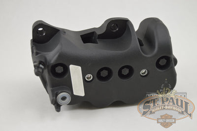 H0110 1B72T Ebr Front 8 Piston Caliper In Black U7C Brakes