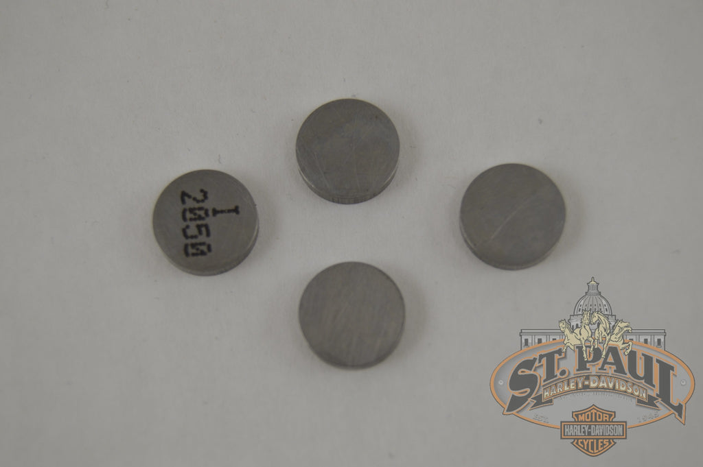 V1190 13Az 1 Genuine Ebr Valve Shim Adjustment Full Kit 5 Of Each For All 1125 And 1190 Models