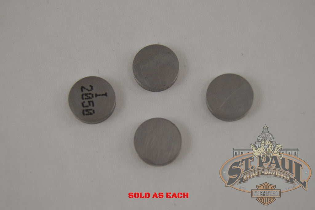 Genuine Buell Valve Shim Size 2 00Mm 975Mm For All 1125 Models Sold As Each Engine