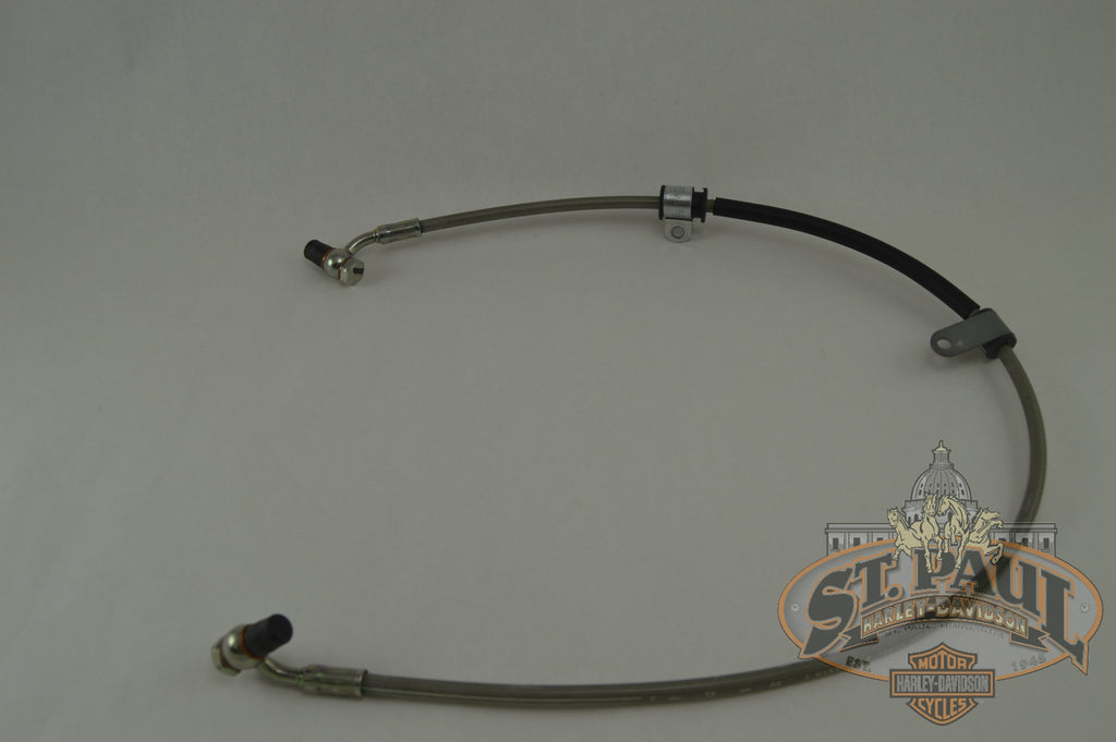 H1531 1As Genuine Buell Front Brake Line For Xb12Stt L18D Brakes