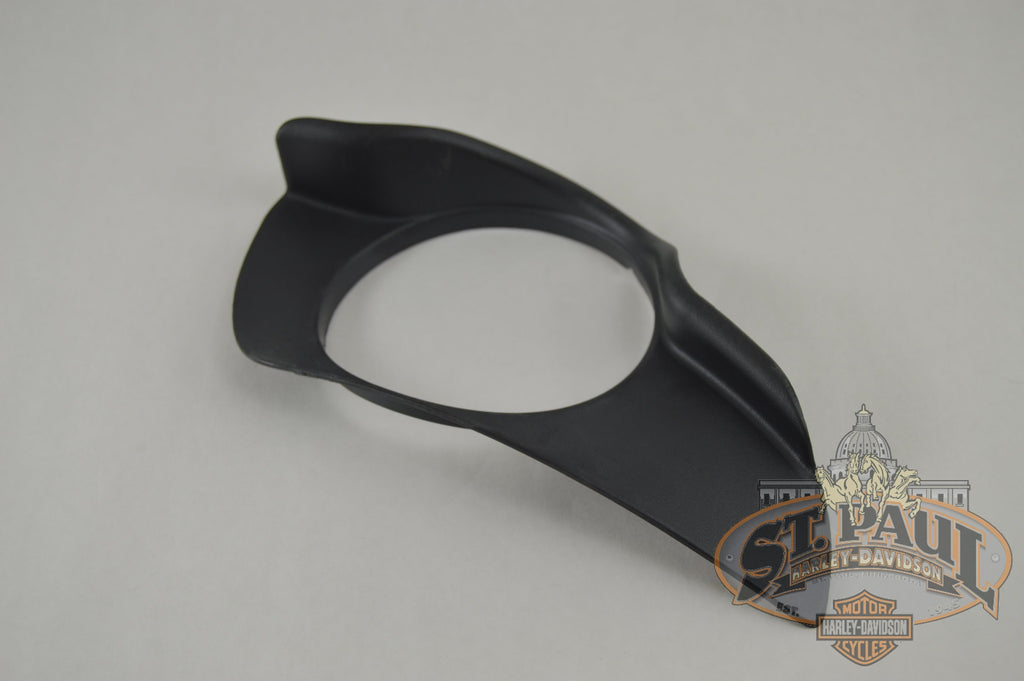 M0065 02A8 Genuine Buell Right Black Headlight Bezel U10E Body