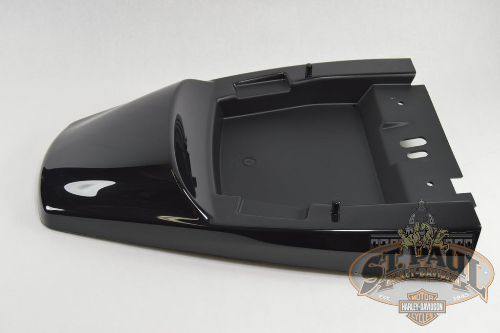 M0664 Tmw Genuine Buell Rear Fairing Tailsection In Midnight Black 2000 2010 P3 U3C Body
