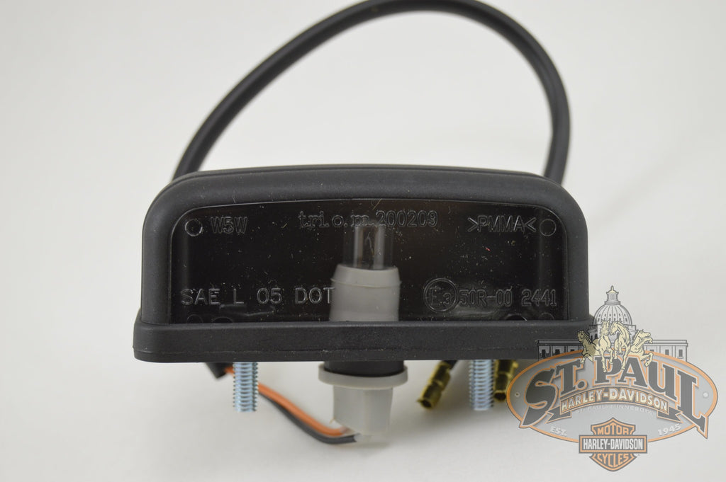 Y0514 Ca Genuine Buell License Plate Light L19C Electrical