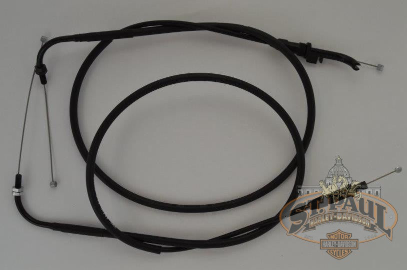 N0307 3Ak N0308 Genuine Buell Throttle Idle Cables 08 10 Xb Ulysses L18B