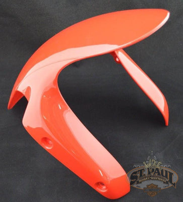 M0662 02A8Mbk Genuine Buell Front Fender In Racing Red All Xb And 1125R Cr Models U7A Body