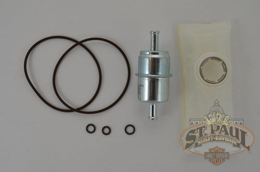 P0806 K Genuine Buell Fuel Seal And Filter Kit 2003 2007 Xb Models Delivery