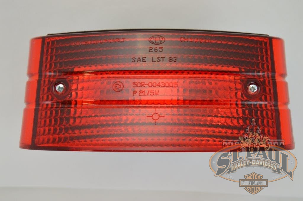 Y0401 2Qq Genuine Buell S2 And S3 Tail Light Assy U10B Electrical