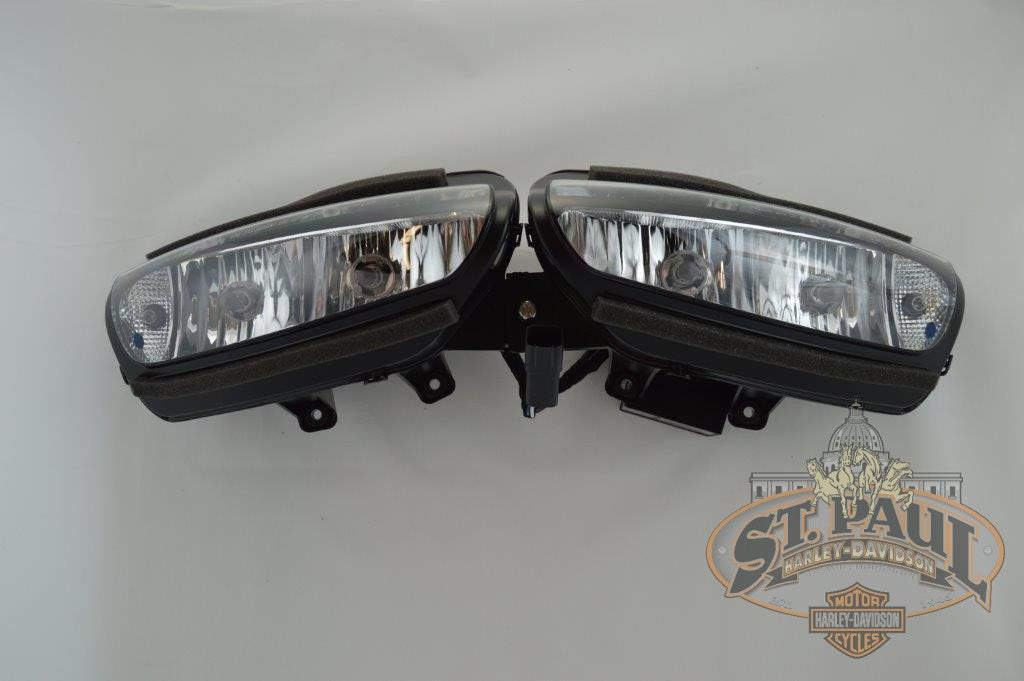 Y1721 1Am Genuine Buell 1125R Headlight Assembly U7A Electrical