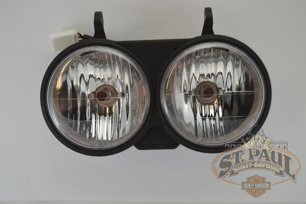 Y0721 6Ac Buell Xb World Headlight Assembly Lightning Ulysses B5U Electrical