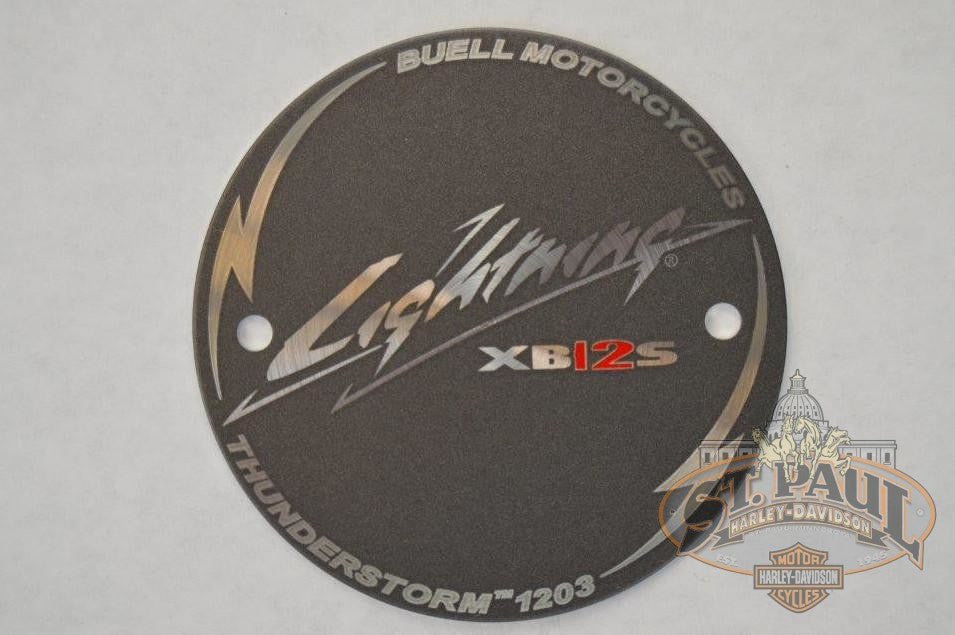 T0111 2Ac Genuine Buell Xb12S Scg Outter Timer Cover U10D