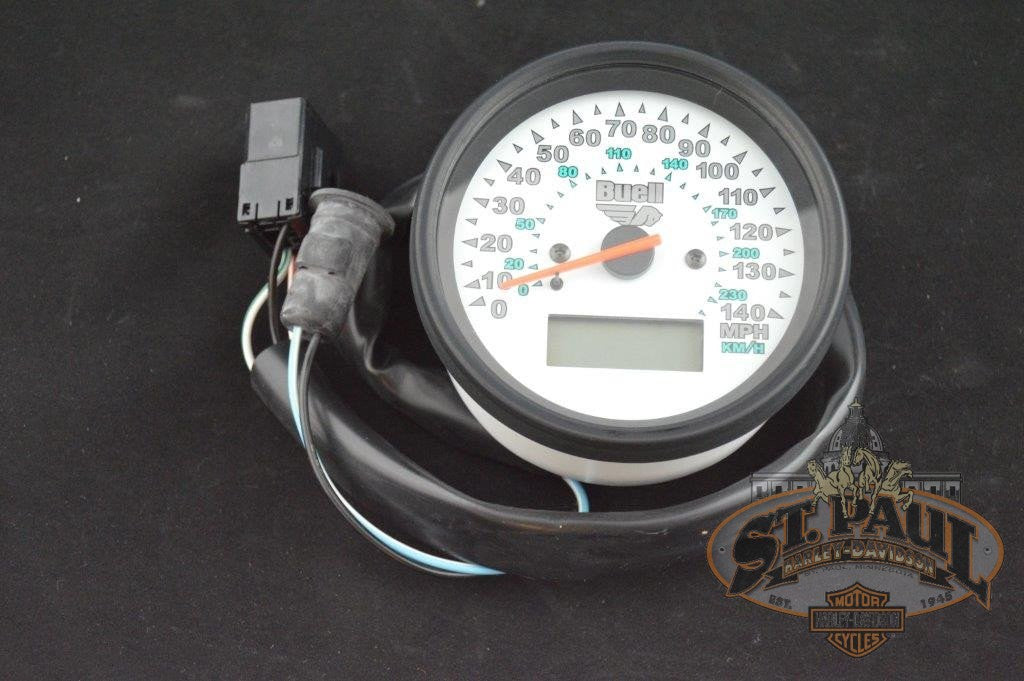 Y0500 Kc Genuine Buell 1999 2002 M2 S3 X 1 Speedo Mph U10D Electrical