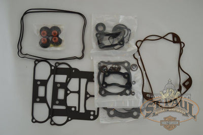 Buell Top End Gasket Kit, Fits 2003-2010 XB Models (B1U)