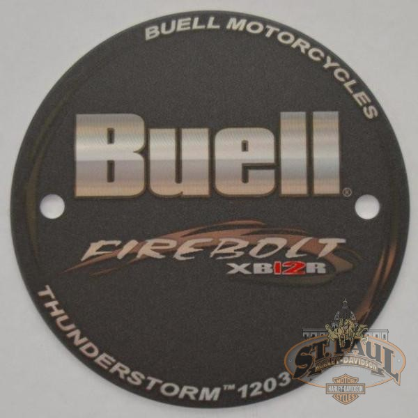 T0111 4Aa Buell Xb12R Outer Timer Cover U10B