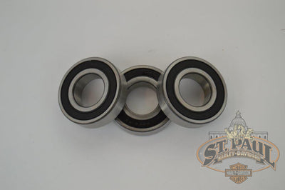 E0005 5Ak Genuine Buell Rear Wheel Bearing Set Xb 1125R 1125Cr B4H Bearings