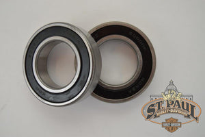 E0005 02A8B Genuine Buell Rear Wheel Bearing Set Pair Xb 1125R 1125Cr B1 L Bearings